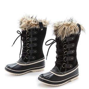 New Sorel Joan Of Arctic Suede Snow winter Boot